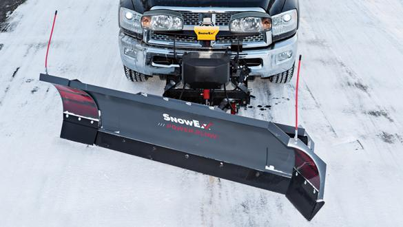 2020 Snow Ex 8100 POWER PLOW