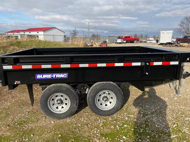 2021 Sure-Trac 6X10 DUMP Dump Trailer