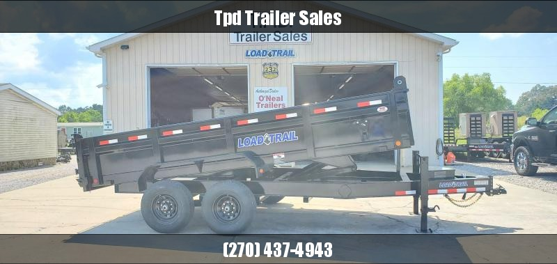 "2020 Load Trail 83""X16' Dump Trailer"