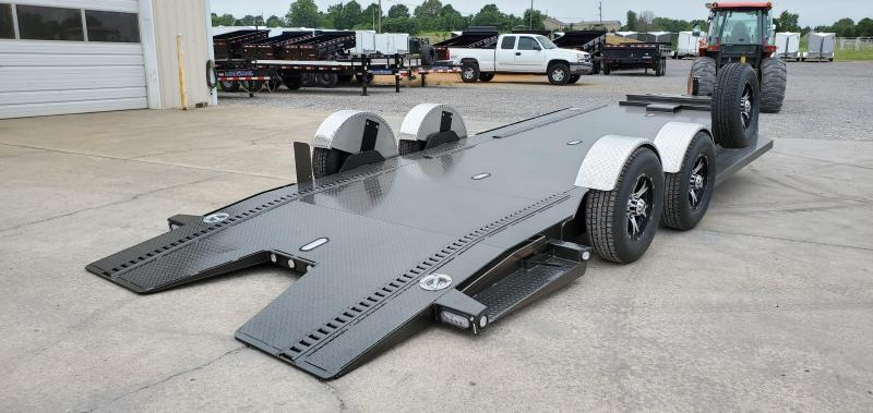 "2020 Maxxd 80""X20' Drop-N-Load Car Hauler"