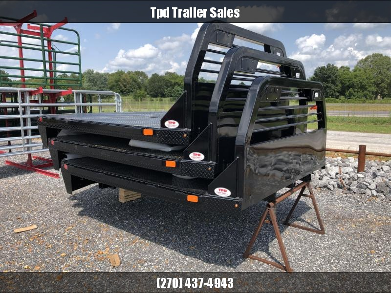 """2022 903 8'-6""""x97"""" Truck Bed"""