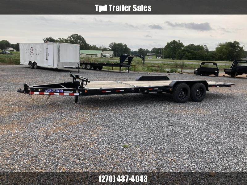 "2021 Load Trail 83""X22' Tilt Trailer"
