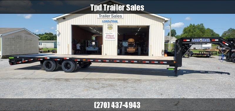 "2021 Load Trail 102""X32' Gooseneck Trailer"