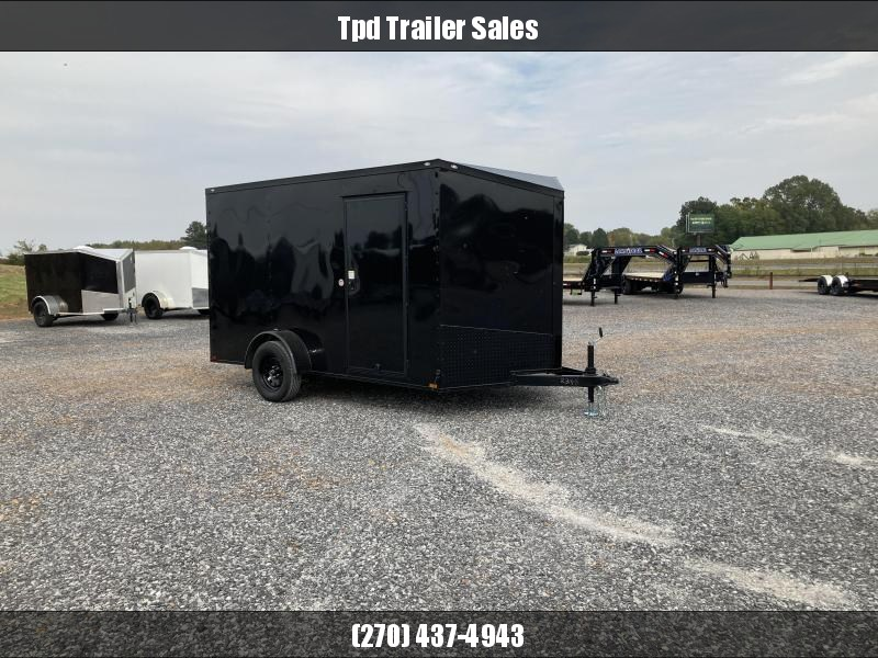 2021 Spartan 7'X12' Enclosed Trailer