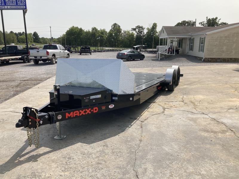 """2021 MAXXD 80""""X24' Drop-N-Load Car Hauler"""