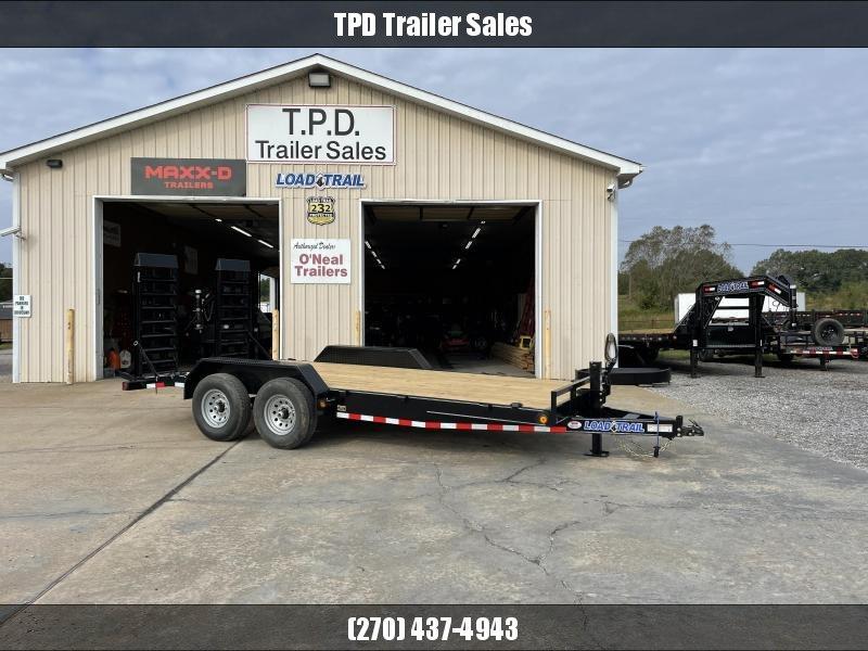 "2022 Load Trail 83""X18' 14K Equipment Trailer"