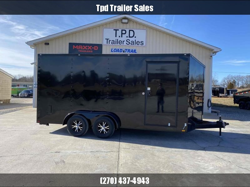 2021 Spartan Cargo 7x16 Enclosed Trailer