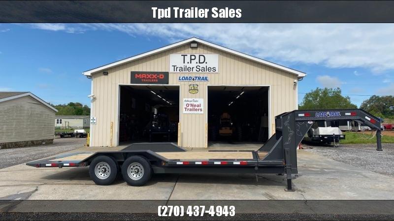 """2021 Load Trail 102""""x22' Tilt-N-Go Gooseneck Trailer"""
