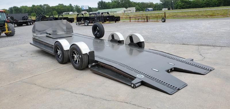"""2020 Maxxd 80""""X24' Drop-N-Load Car Hauler"""