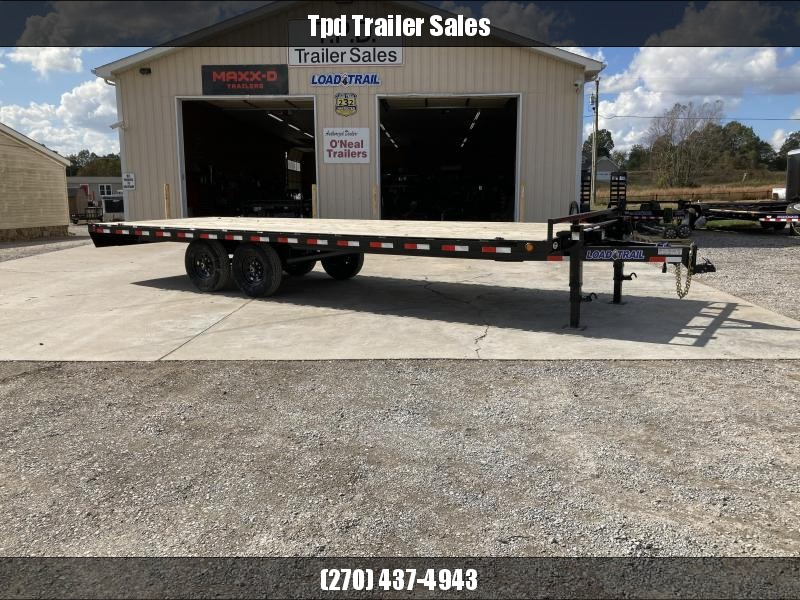 "2021 Load Trail 102""X24' Deck Over Equipment Trailer"