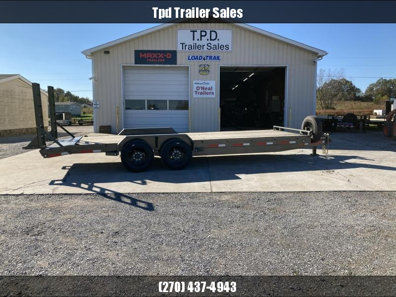 "2021 MAXXD 83""X22' Equipment Trailer"