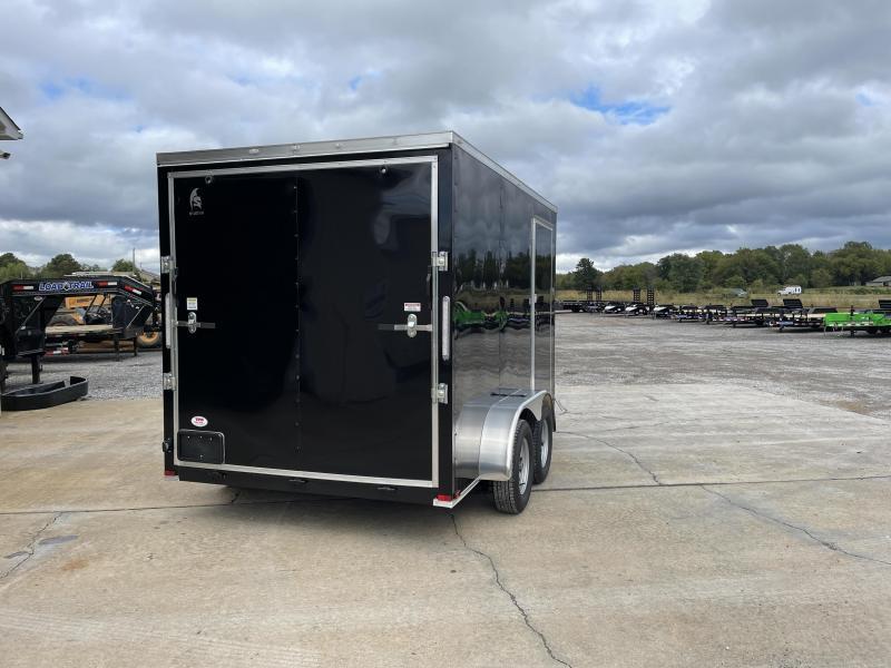2022 Spartan Cargo 7'X12' TA 7K Enclosed Trailer