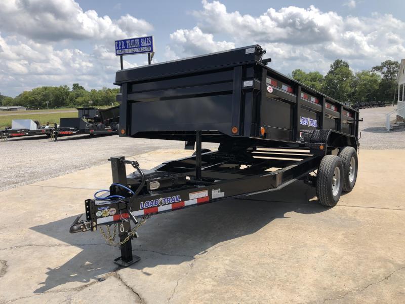 "2022 Load Trail 83""X14' 14K  Dump Trailer"
