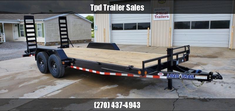 "2020 Load Trail 83""X20' Equipment Trailer"