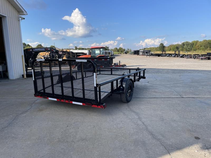 "2022 Load Trail 83""X12' 3K Equipment Trailer"