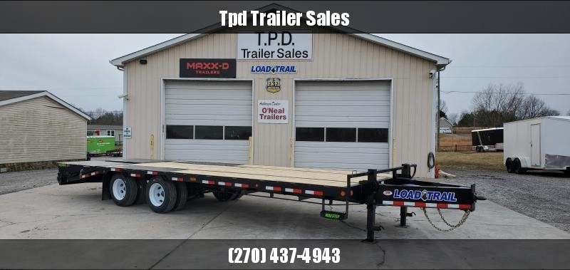 "2021 Load Trail 102""x26' 25.9k Flatbed Trailer"