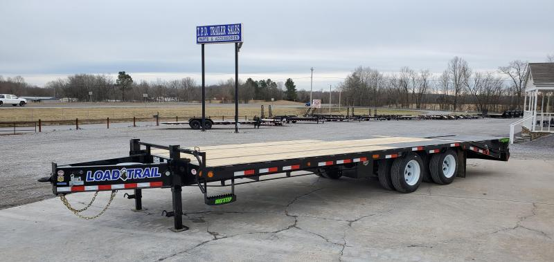 "2021 Load Trail 102""x26' 25.9k Flatbed Trailer"