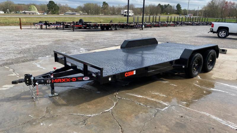 2021 MAXXD C3M8318 Car / Racing Trailer
