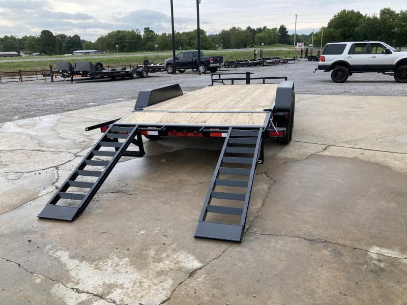 "2021 Load Trail 83""X18' Equipment Trailer"