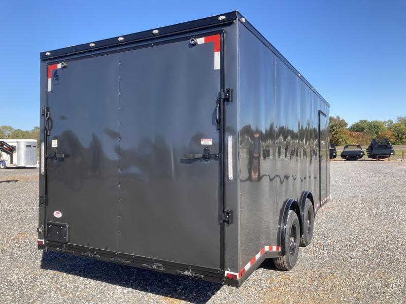 2021 Spartan 8.5'X20' Enclosed Trailer