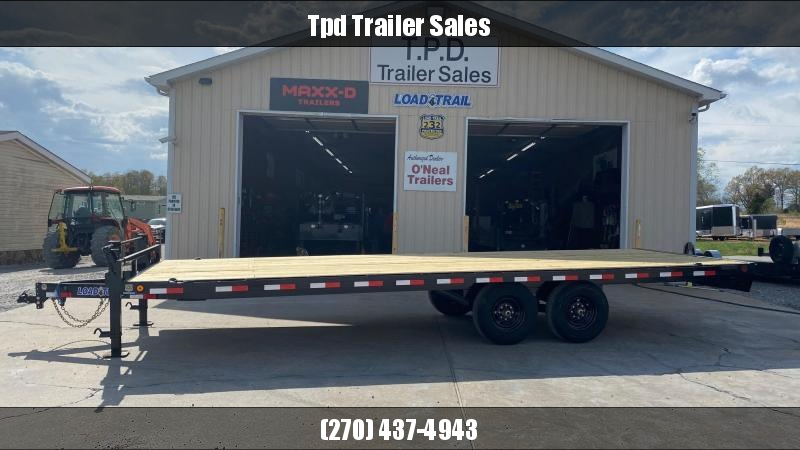 "2021 Load Trail 102""x24' Deck-Over Trailer"
