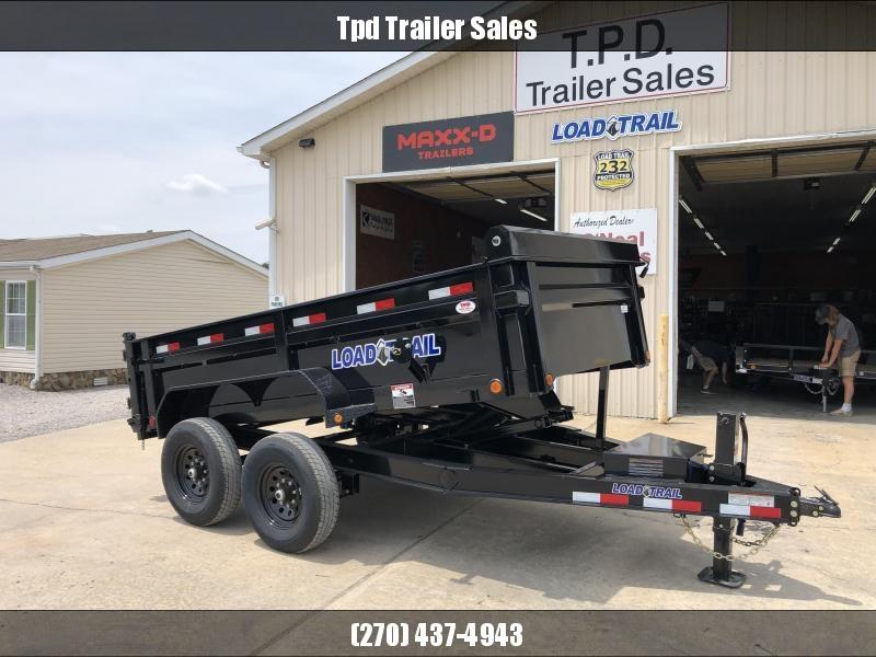 "2021 Load Trail 72""x12' 14k Dump Trailer"