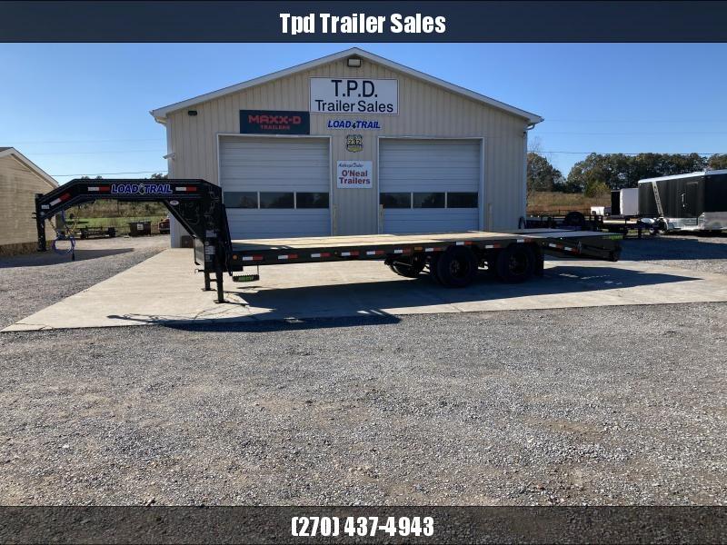 "2021 Load Trail 102""X25' Equipment Trailer"