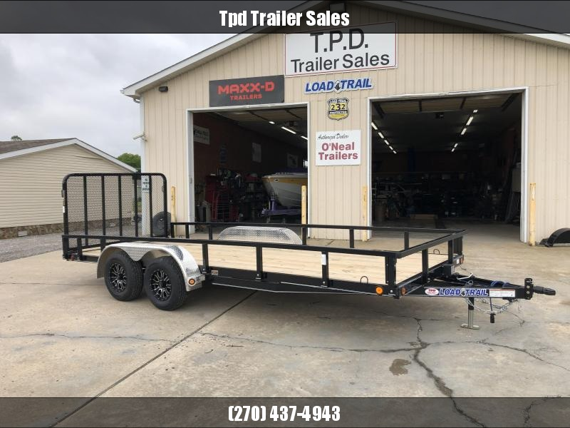 "2021 Load Trail 83""x18' Utility Trailer"