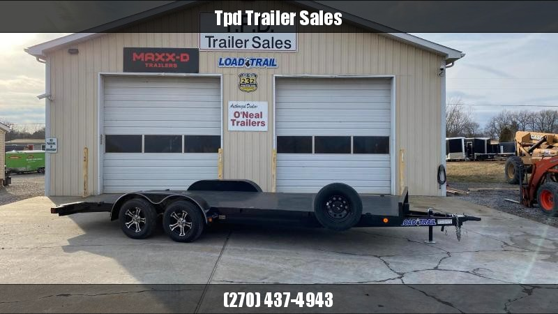 "2020 Load Trail 83""x20' Car Hauler"