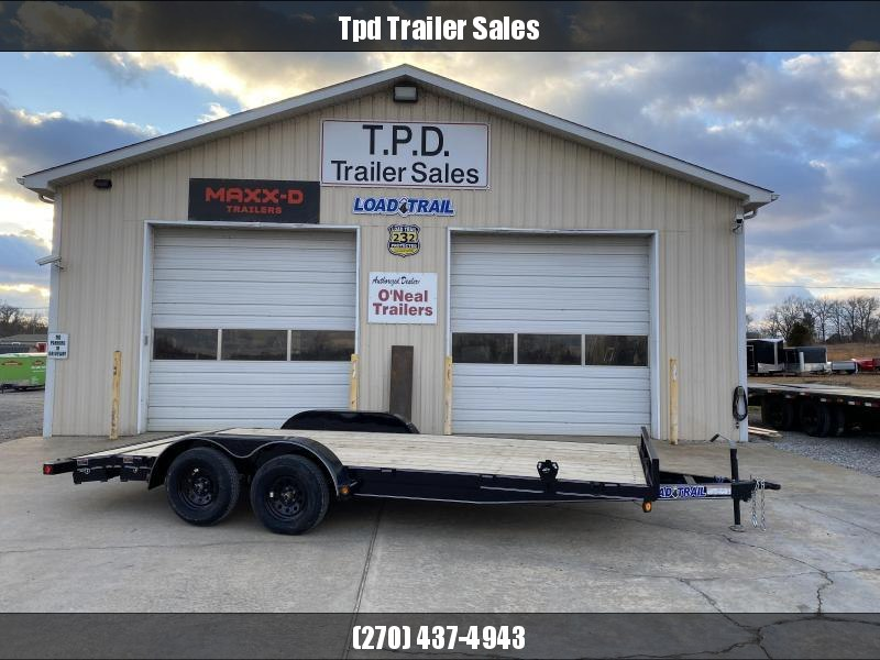 "2021 Load Trail 83""x18' Car Hauler Trailer"
