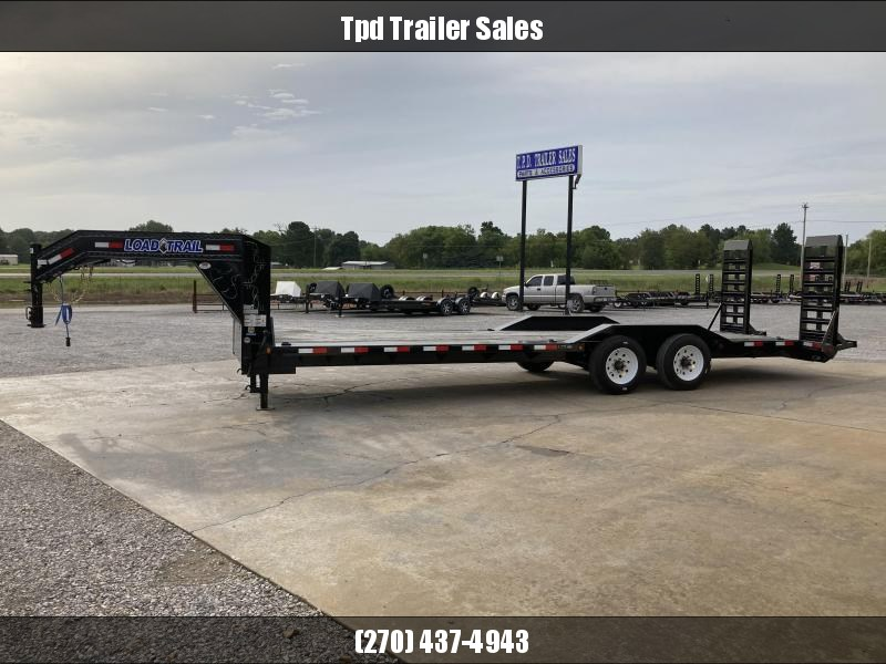 "2020 Load Trail 102""X26' Gooseneck Equipment Trailer"