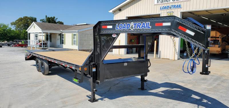 "2020 Load Trail 102""X25' Gooseneck Trailer"