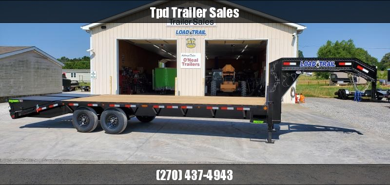 "2020 Load Trail 102""X25' Gooseneck Trailer"