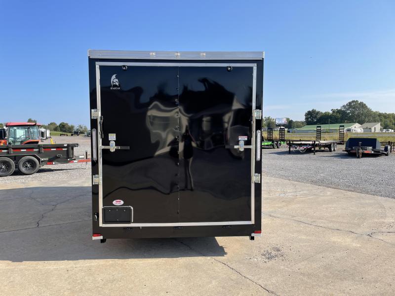 2022 Spartan Cargo 7X16 TA 7K Enclosed Cargo Trailer