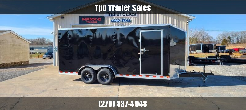2021 Spartan 7'X18' Enclosed Trailer
