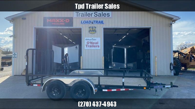 "2021 Load Trail 83""x14' Utility Trailer"