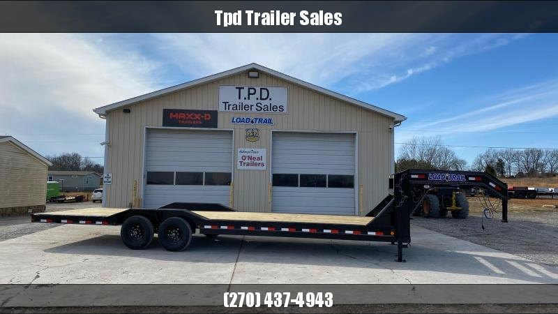 "2021 Load Trail 102""x28' Gooseneck Trailer"