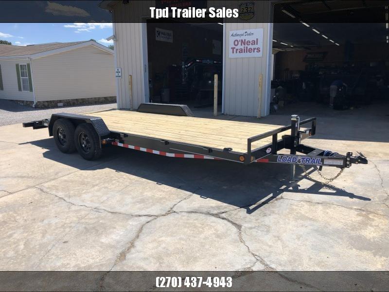 "2021 Load Trail 83""x20' 10k Equipment Trailer"
