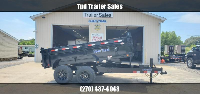 "2021 Load Trail 83""X12' Dump Trailer"