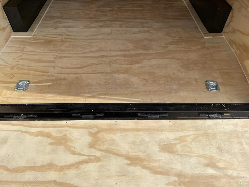 2022 Spartan Cargo 8.5X16TA Enclosed Trailer