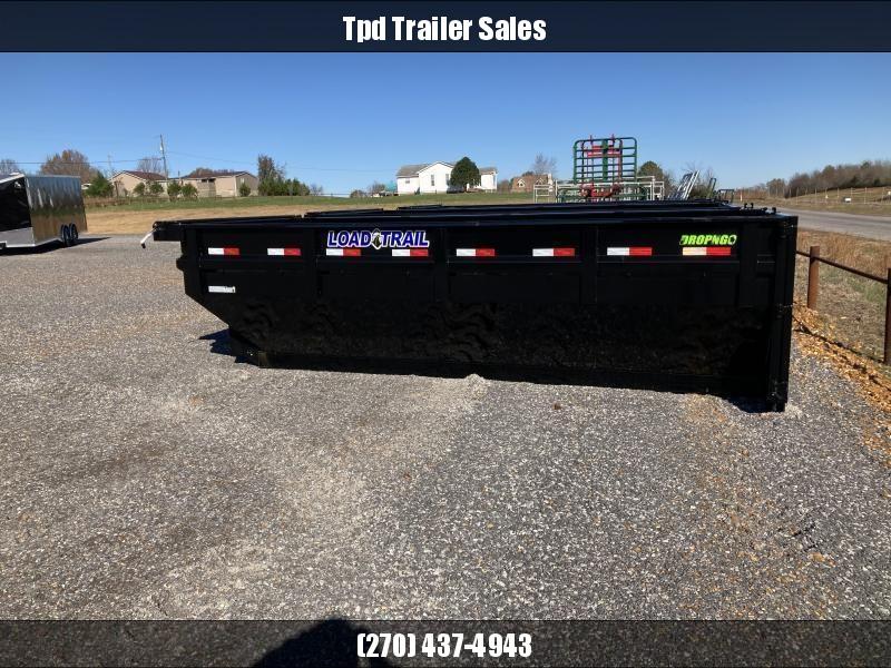 """2021 Load Trail 83""""X16' Drop-N-Go Roll Off Dump Box"""