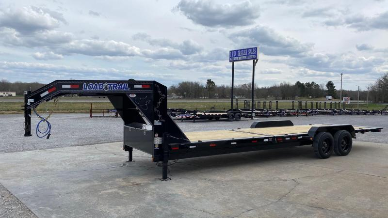 "2021 Load Trail 83""x26' Tilt Deck Gooseneck Trailer"