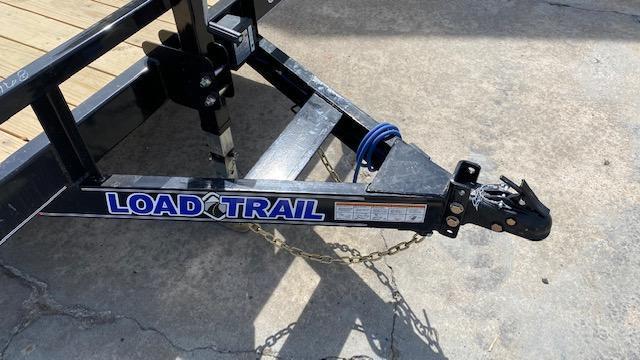 "2021 Load Trail 83""x20' Car Hauler"