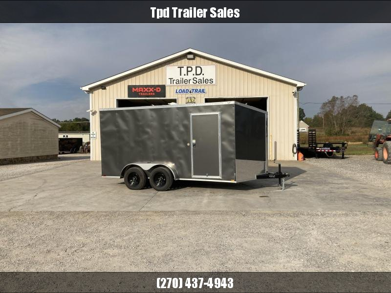 2021 Spartan 7'X14' Enclosed Trailer
