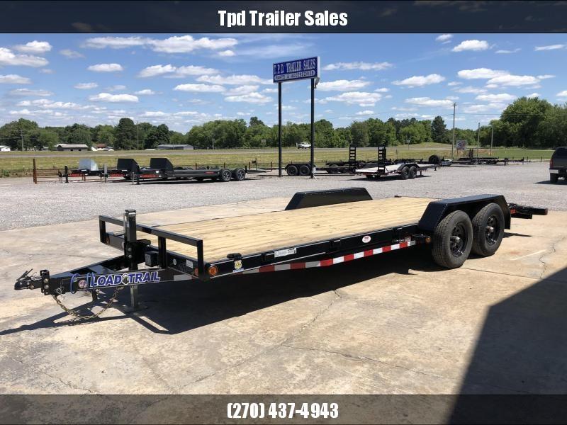 "2022 Load Trail 83""x20' 10k Equipment Trailer"
