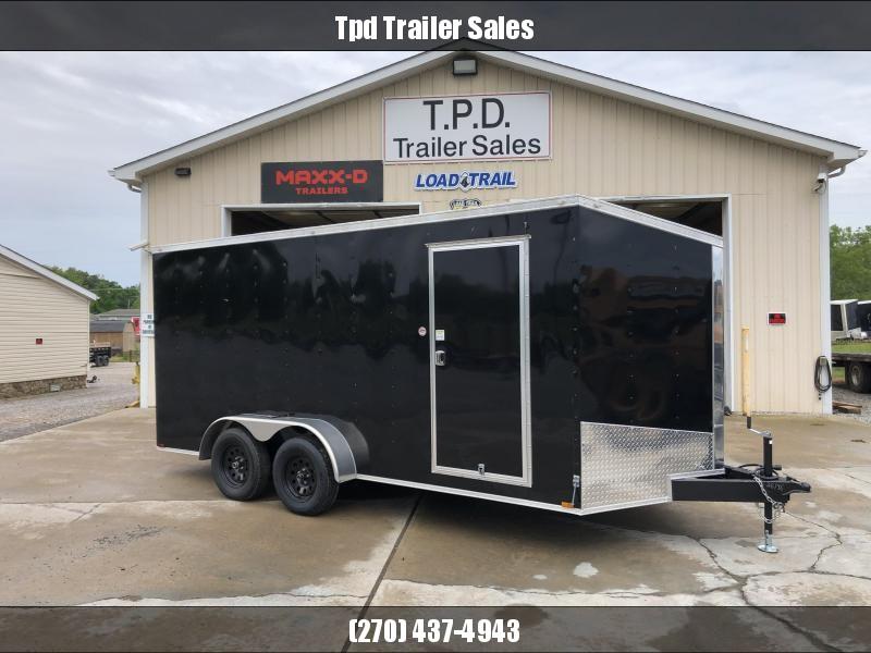 2021 Spartan 7' x 16' Enclosed Cargo Trailer