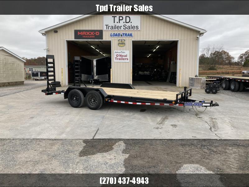 "2021 Load Trail 83""X18' Car Hauler"