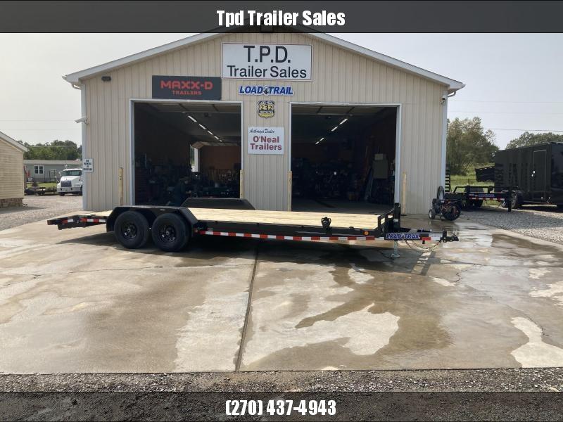 "2021 Load Trail 83""X22' Car Hauler"