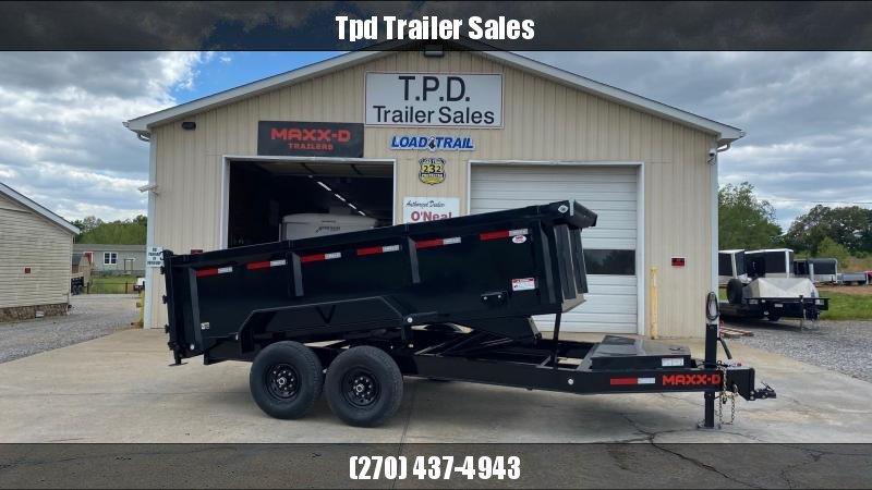 "2021 MAXXD 83""x14' Dump Trailer"