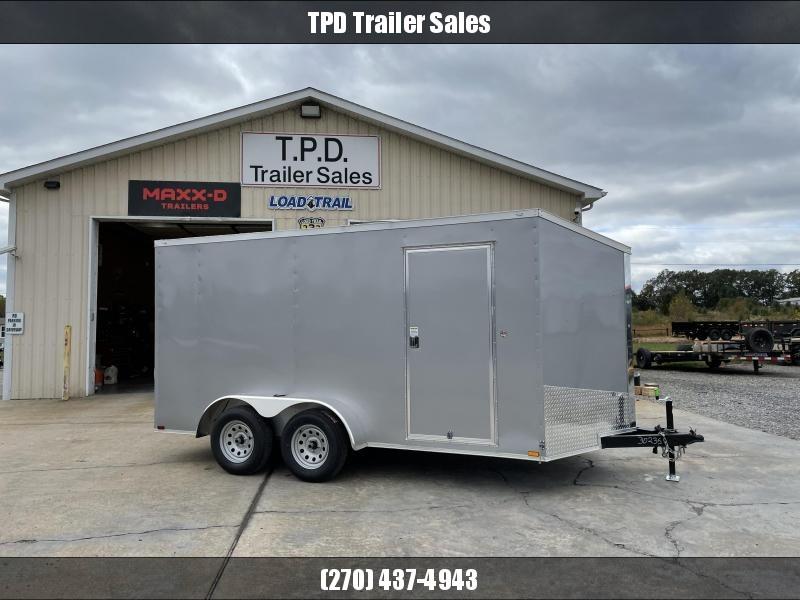 2022 Spartan Cargo 7X14 TA Enclosed Trailer